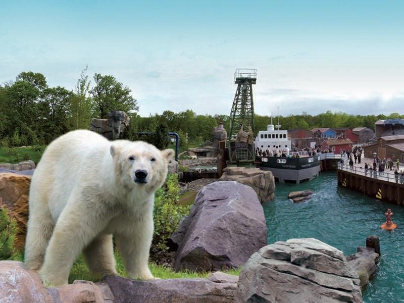 Yukon Bay (Foto: Erlebnis-Zoo Hannover)